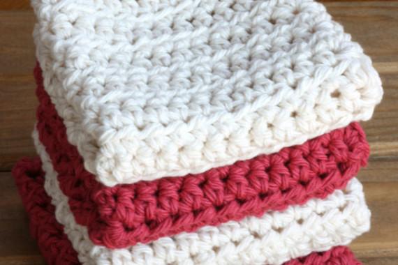 Free Crochet Pattern – Dishcloth