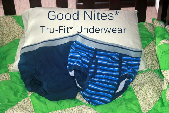 Good Nites Tru-Fit Underwear
