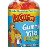Help Your Child Get Their Vitamins with L'il Critters #HealthyFusion