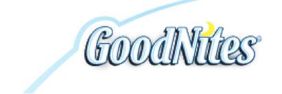 GoodNites® Logo