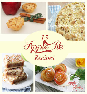 15 Apple Pie Recipes