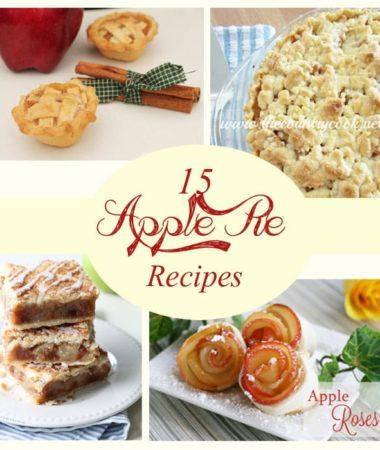 15 Apple Pie Recipes