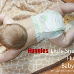 Let Huggies Little Snugglers Hug Your Baby's Bum