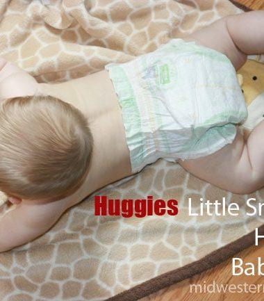 Huggies Little Snugglers Hug Your Baby's Bum