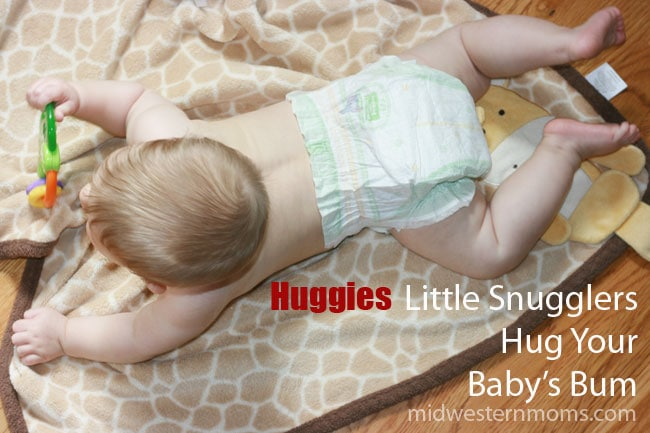 Huggies Little Snugglers Hug Your Baby's Bum