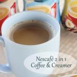 Getting My Morning Boost with Nescafé 2 in 1 Coffee #NescaféCoffeemate