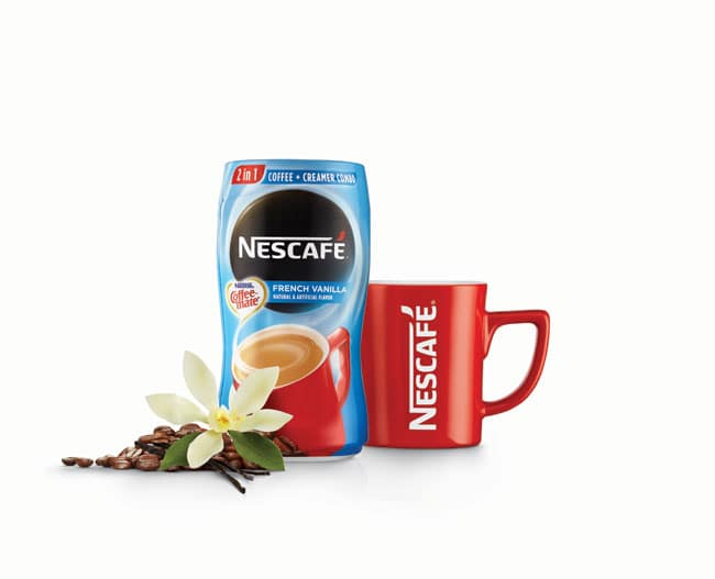 French Vanilla Nescafe