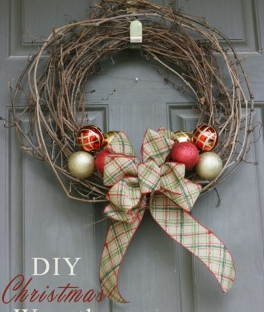 How to make a wreath