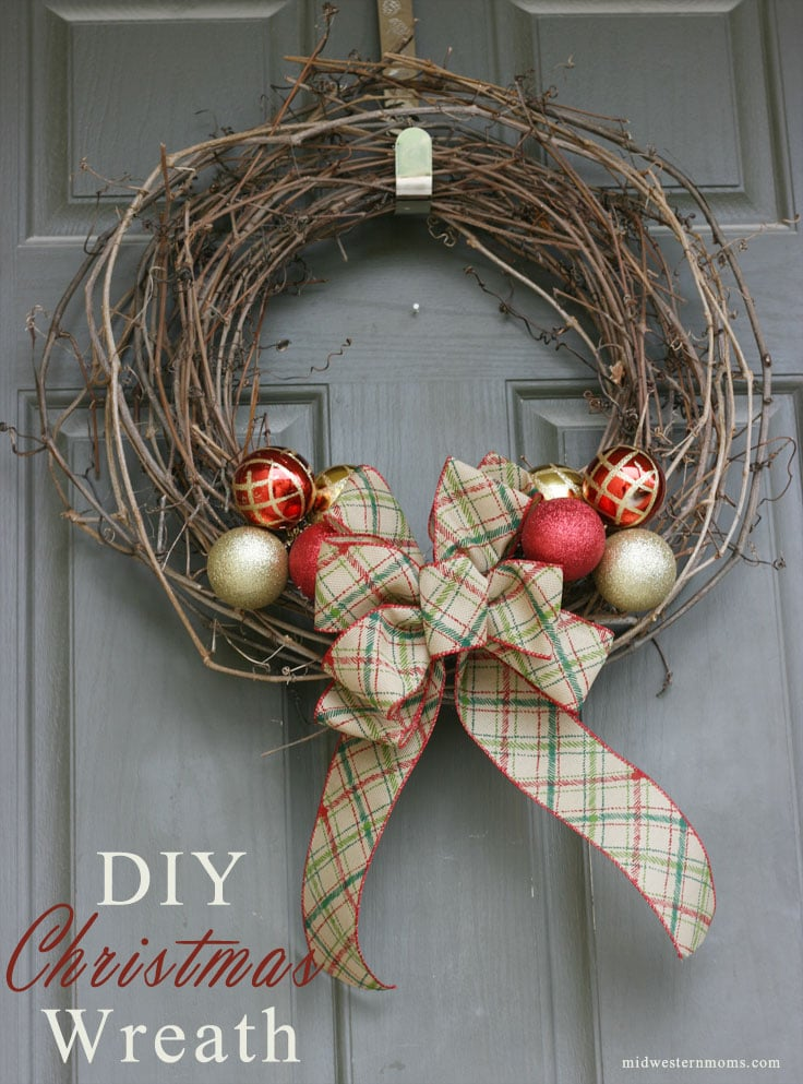 Make A Cardboard 3d Model Of Your Area Using Local: How To Make A Wreath