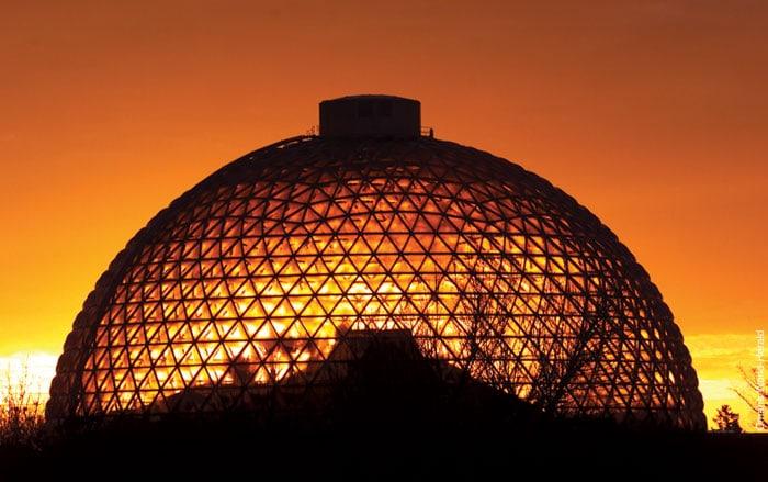 Omaha's Henry Doorly Zoo Dome