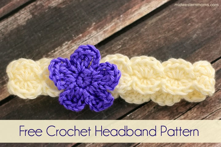 Free Crochet Pattern Mens Headband : Crochet Baby Headband Pattern Crochet Hooks You Tattoo ...