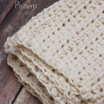 Crochet Dish Towel Pattern