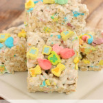 Lucky Charms Treats Recipe