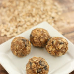 No-Bake Granola Balls Recipe