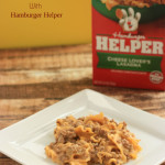 Dinner Time Made Easy With Hamburger Helper