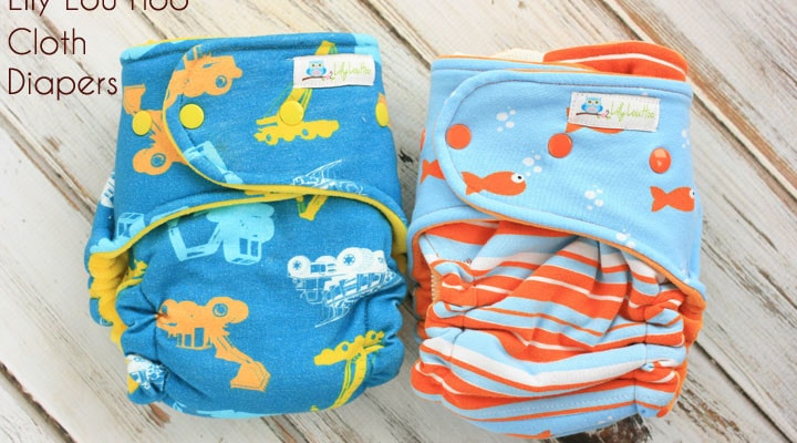 Lily Lou Hoo Cloth Diapers