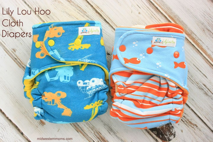 Lily Lou Hoo Cloth Diapers
