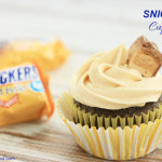 SNICKERS® Cupcakes Recipe