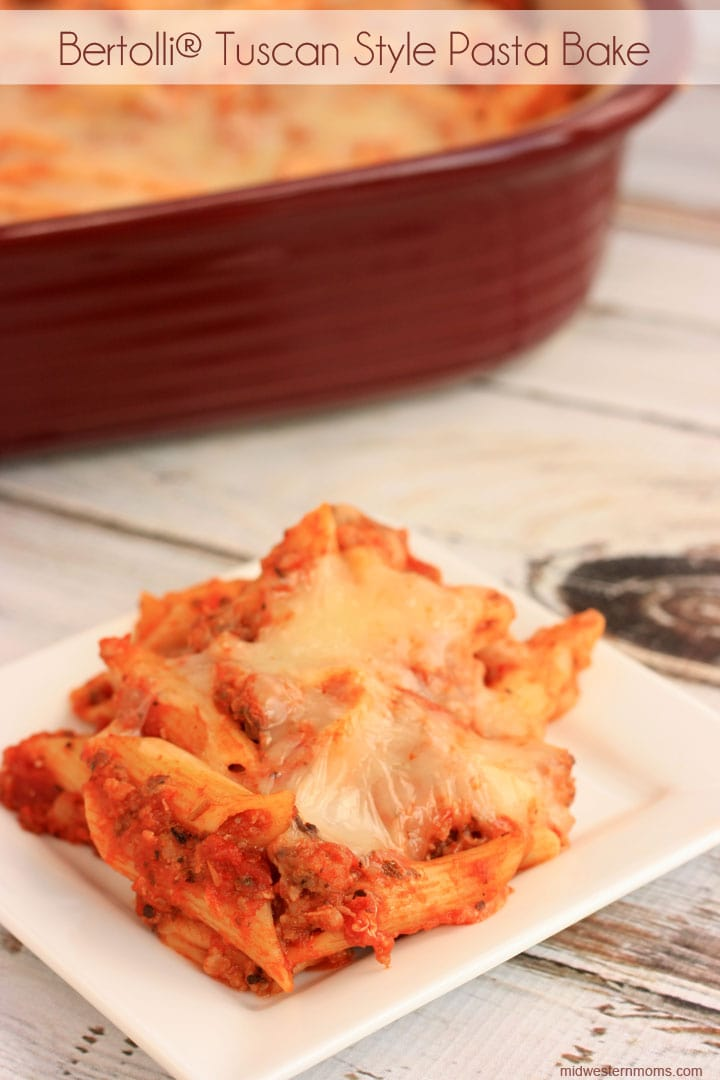 Easy Italian Pasta Bake Recipe
