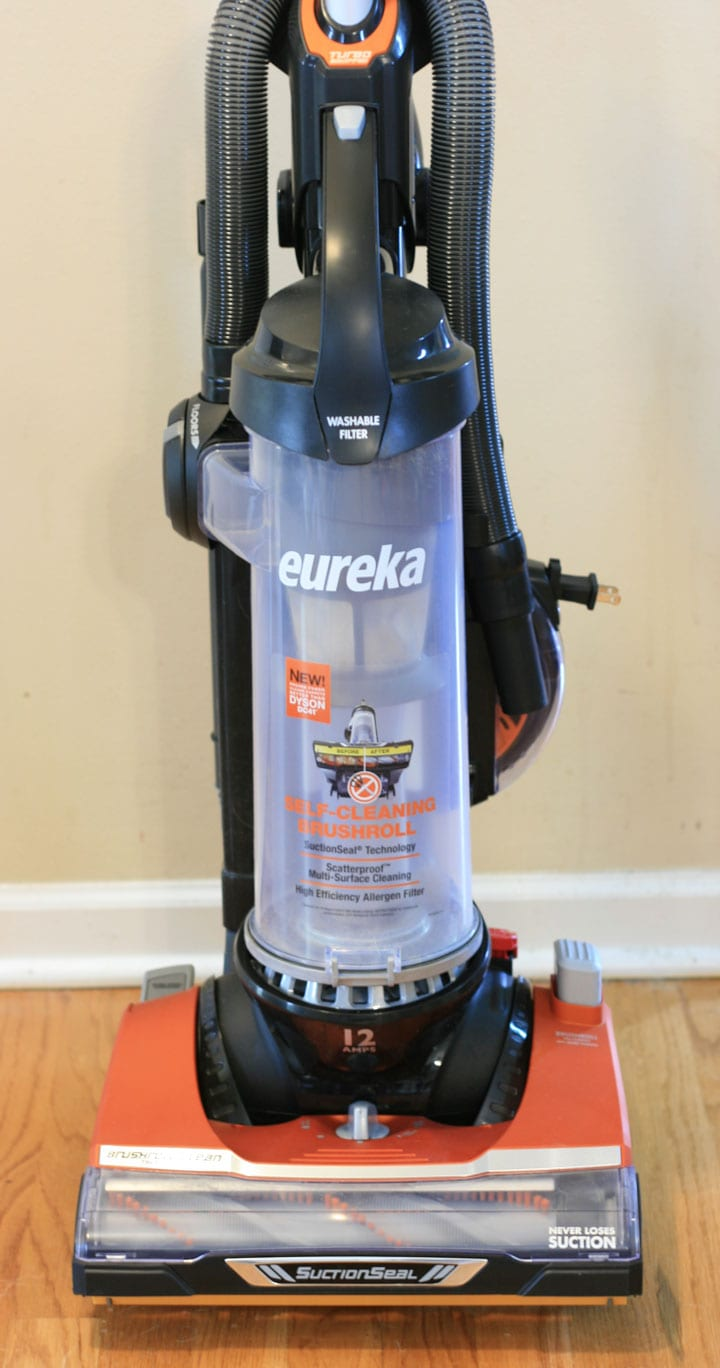 Eureka Brushroll Clean™ with SuctionSeal®