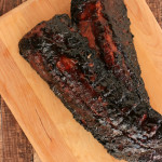 Honey-Hoisin Grilled Ribs Plus Interview with Chef Billy Parisi
