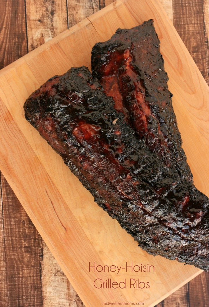 In the Midwest, we love grilling ribs. Grilled ribs are a staple for ...