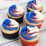How To Make A Multi-Color Cupcake Swirl