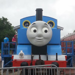 We Spent The Day With Thomas The Train