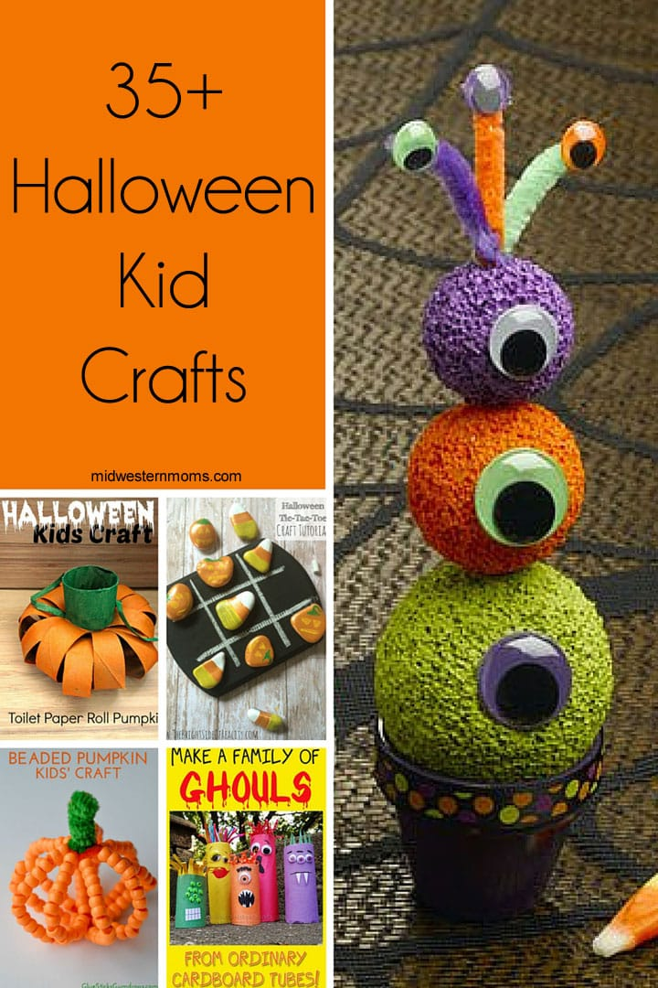 halloween craft ideas for kids 35 kid crafts midwestern 6664