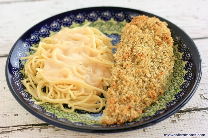 General Mills The Good Table® Lemon and Herb Baked Fish is packed with flavor. This will be the way I fix fish from now on.