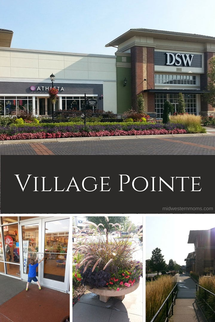 Great shopping at Village Point in Omaha, NE