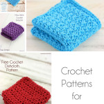 Crochet Patterns for Dishcloths