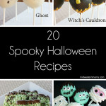 20 Spooky Halloween Recipes