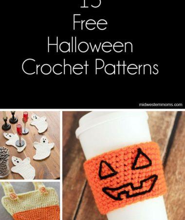 15 Free Halloween Crochet Patterns