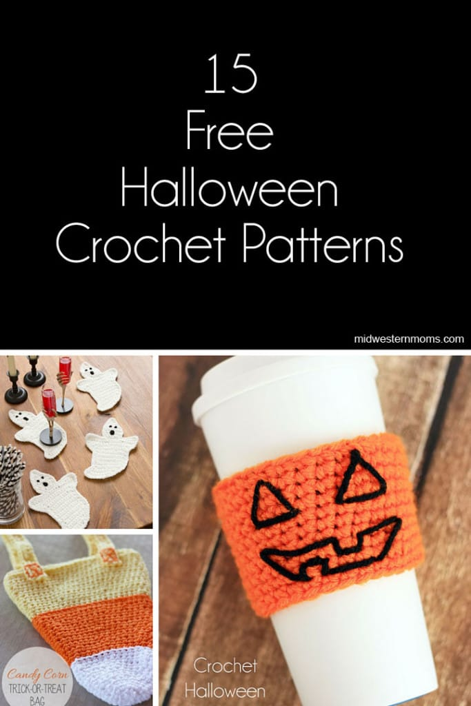 15 Free Halloween Crochet Patterns