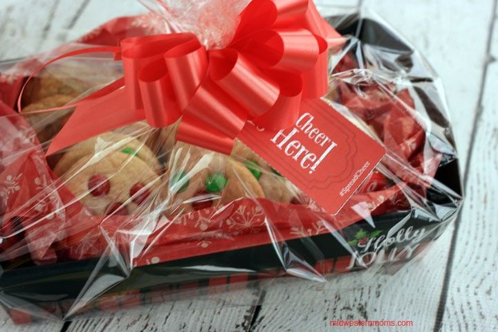 Spreading Cheer cookie care package! #SpreadCheer