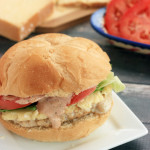 Cajun Chicken Sandwich Recipe