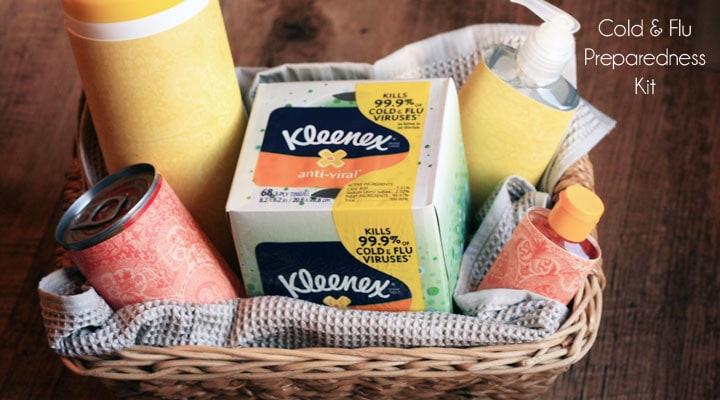Cold and Flu Preparedness Kit