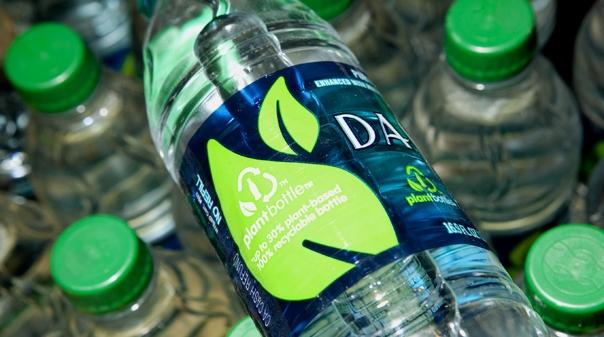 Dasani PlantBottle water bottle