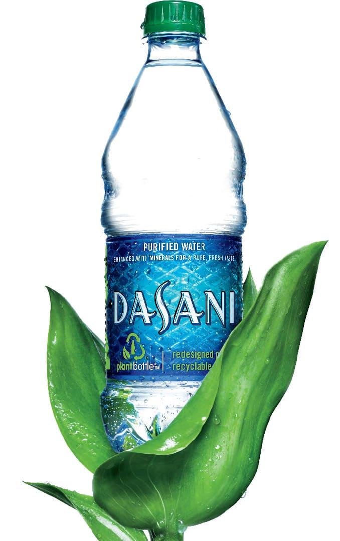 Dasani Plant Based Water Bottle