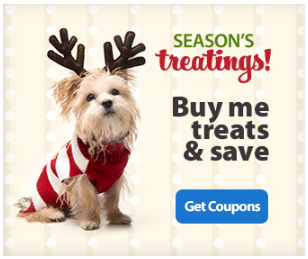 Purina Holiday at Walmart