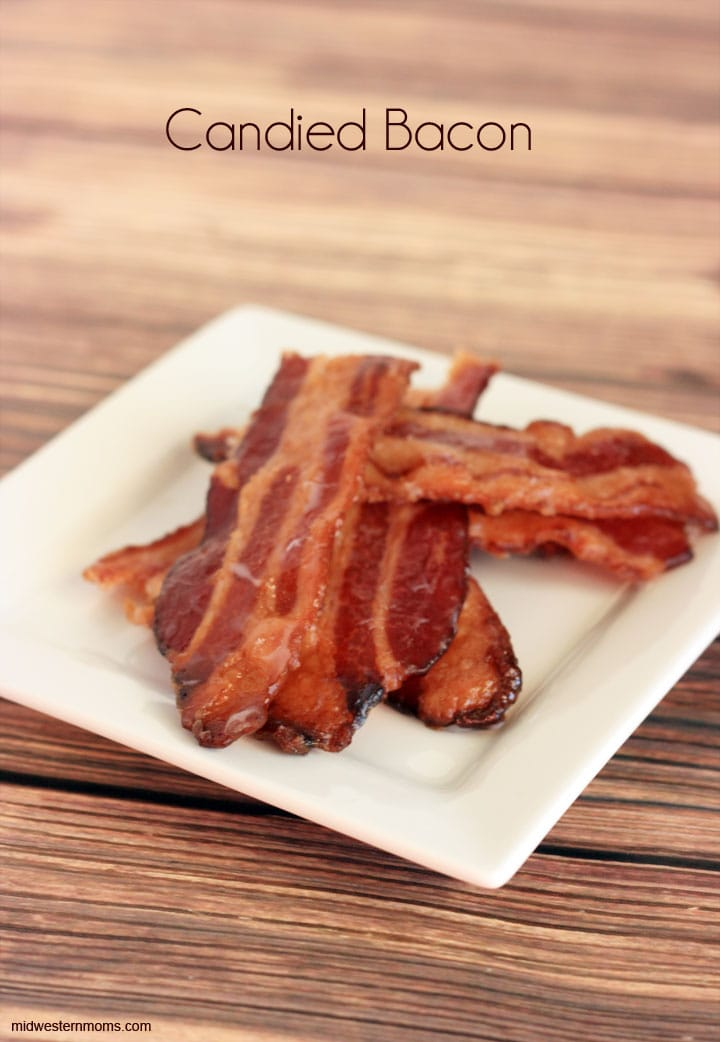 Candied Bacon Recipe. Grab your favorite bacon and some brown sugar to ...