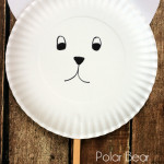 Polar Bear Craft For Preschoolers