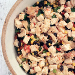 Simple Southwest Chicken Salad Recipe