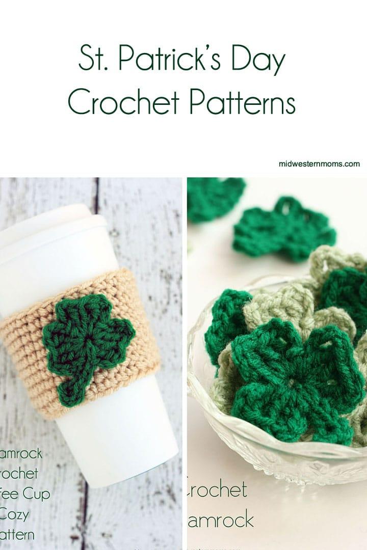 St Patricks Day Crochet Patterns Midwestern Moms