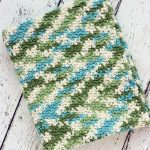 Easy Crochet Dish Towel Pattern