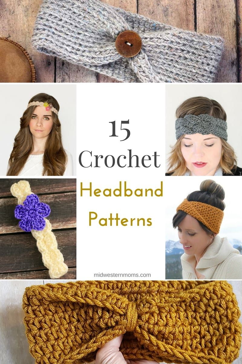 Free Crochet Headband Patterns