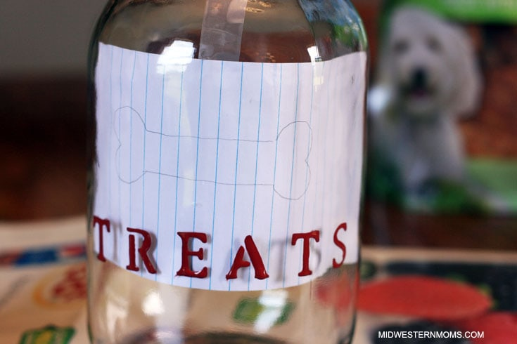 Treat Jar Step 5