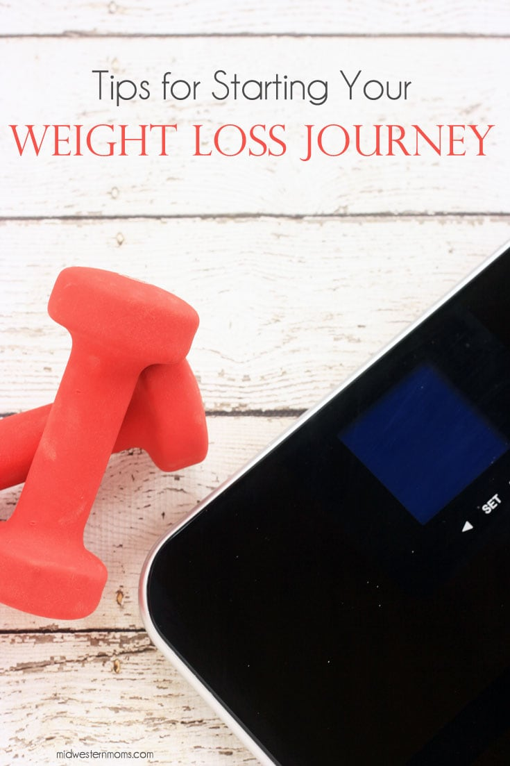Tips for Starting your Weight Loss Journey. You have made the decision to lose some weight, where do you start?