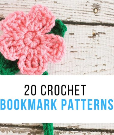 20 Crochet Bookmark Patterns